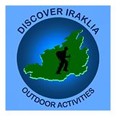 Discover Iraklia Island Λογότυπο